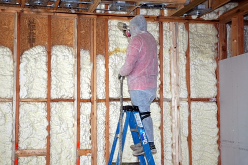 5 Benefiits of Getting a Spray on Insulation -