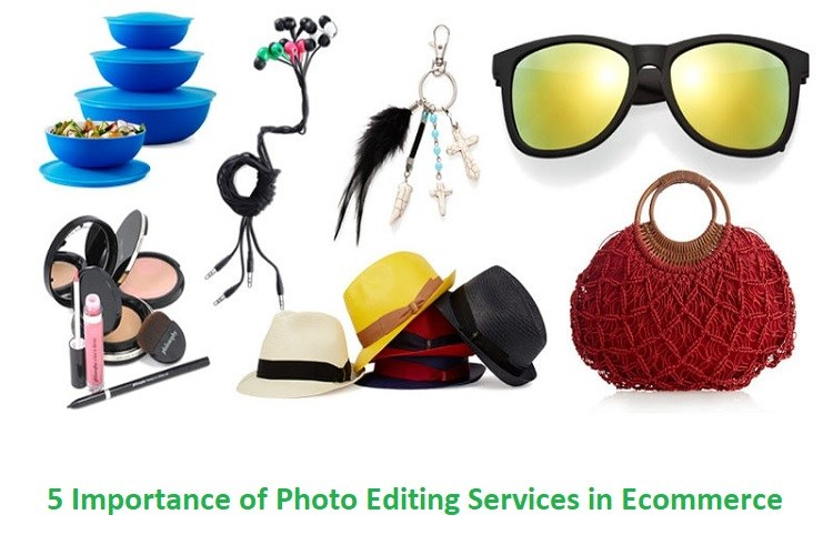 Photo Editing Services in Ecommerce